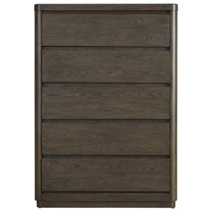 Morris Home Furnishings Curated Roxbury Drawer Chest