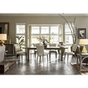 Morris Home Furnishings Curated Tremont Table with 20