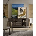 Morris Home Furnishings Curated Delancy Credenza with 3 Drawers