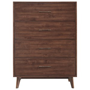 Morris Home Furnishings Curated Newbury Drawer Chest