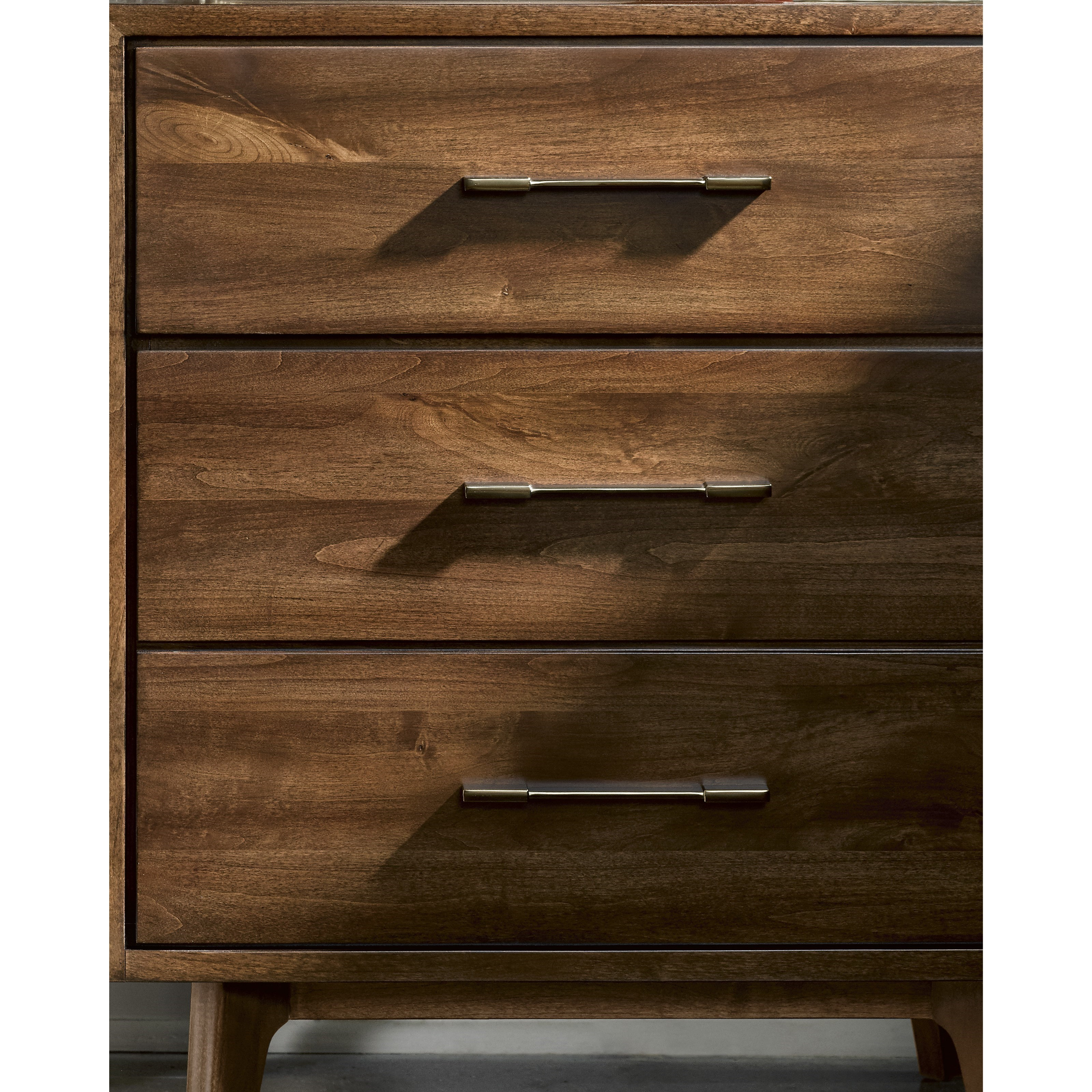 Universal Curated Newbury Nightstand With Outlet Belfort Furniture Night Stands