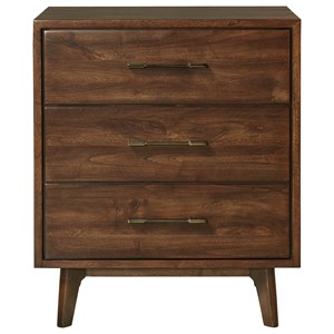 Morris Home Furnishings Curated Newbury Nightstand