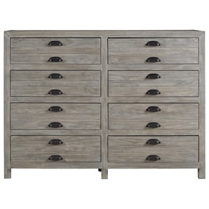 Great Rooms Curated Gilmore Drawer Dresser