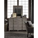 Universal Curated Gilmore 8-Drawer Dresser