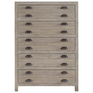 Morris Home Furnishings Curated Gilmore Drawer Chest