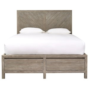 Universal Curated Biscayne King Bed