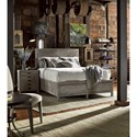 Universal Curated Biscayne King Bed with 2 Footboard Drawers