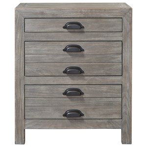 Morris Home Furnishings Curated Gilmore Nightstand
