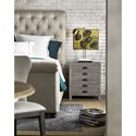 Morris Home Furnishings Curated Gilmore Nightstand with 3 Drawers