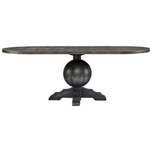 Morris Home Furnishings Curated Rutledge Table