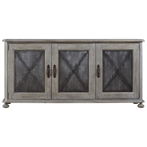 Morris Home Furnishings Curated Glenmore Sideboard