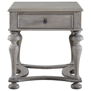 Morris Home Furnishings Curated Andover End Table