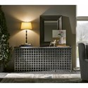 Great Rooms Curated Turner Metal Console