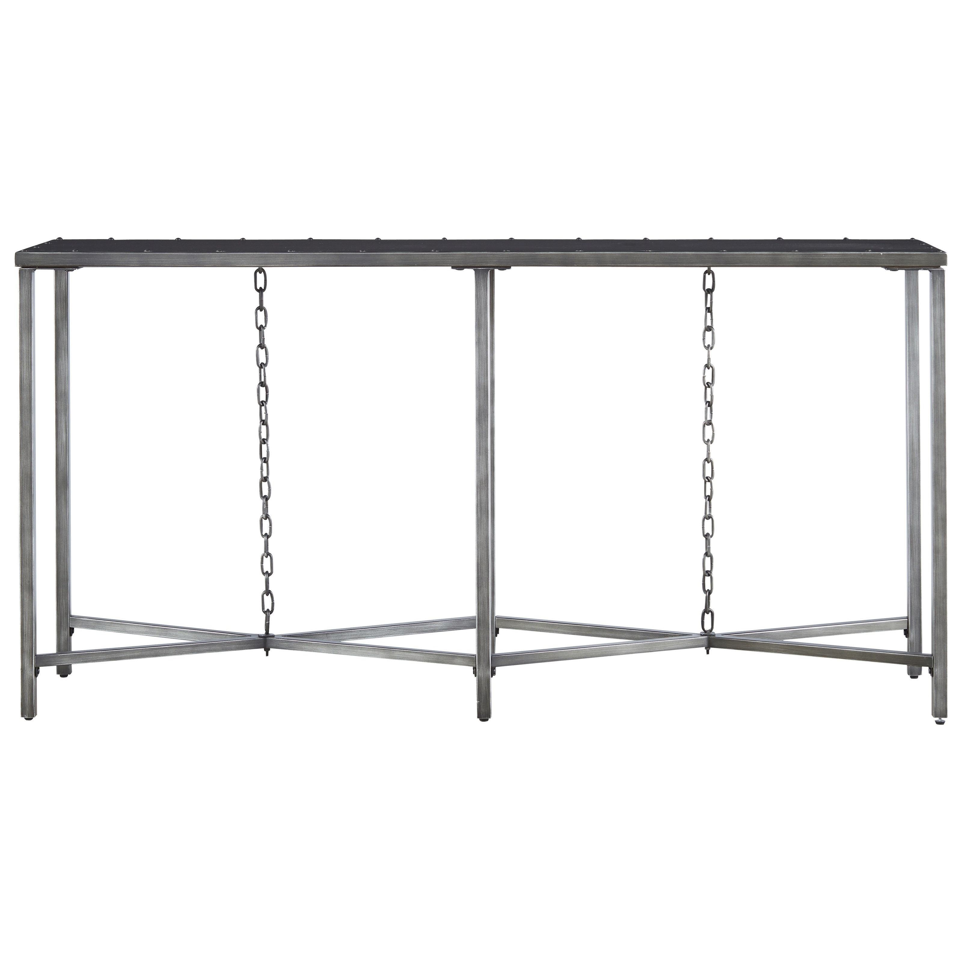 Great Rooms Curated Eliston Console Table - Item Number: 558816