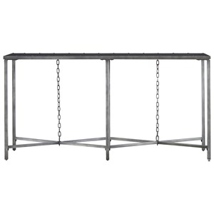 Morris Home Curated Eliston Console Table