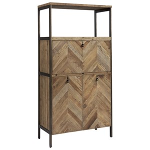 Wittman & Co. Tessa Langston Bar Cabinet