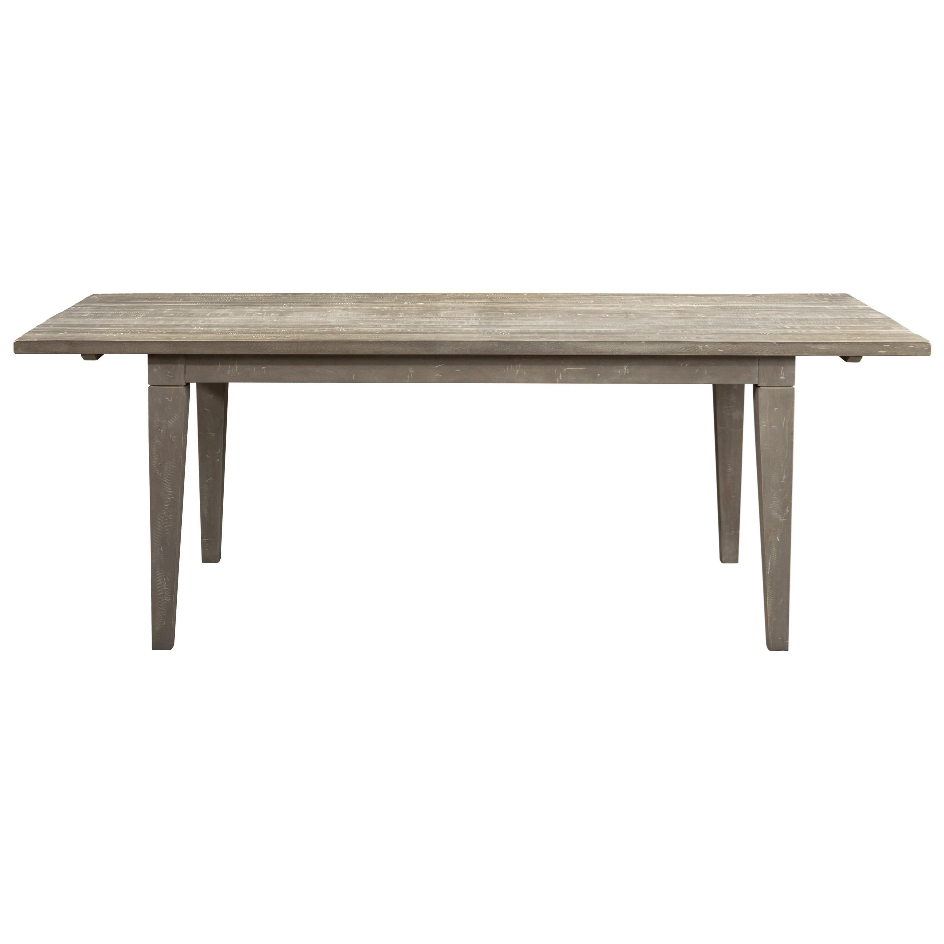 Digby 84 Inch Leg Table