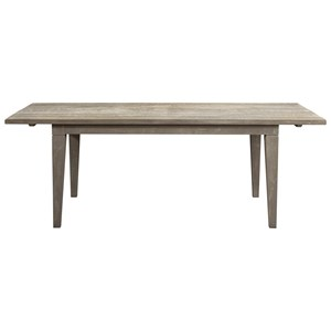 Wittman & Co. Curated Digby 84 Inch Leg Table