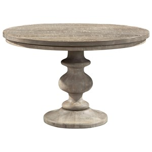 Universal Curated Niles Round Dining Table