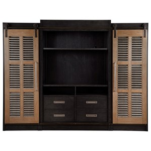 Universal Curated Darcy Entertainment Cabinet