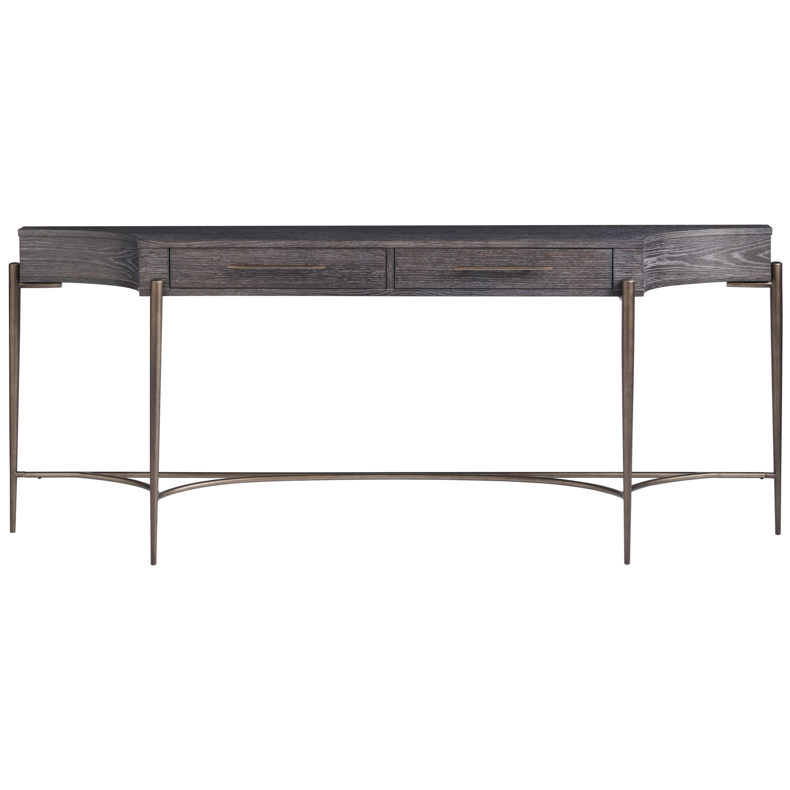 Curated Oslo Console Table by Universal at Baer's Furniture