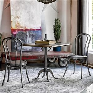 Universal Curated Bistro Table & 2 Chairs Set