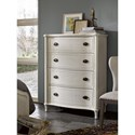 Universal Curated Amity Drawer Chest with Self Closing Guides