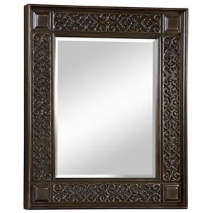 Universal Castella Francesco Mirror