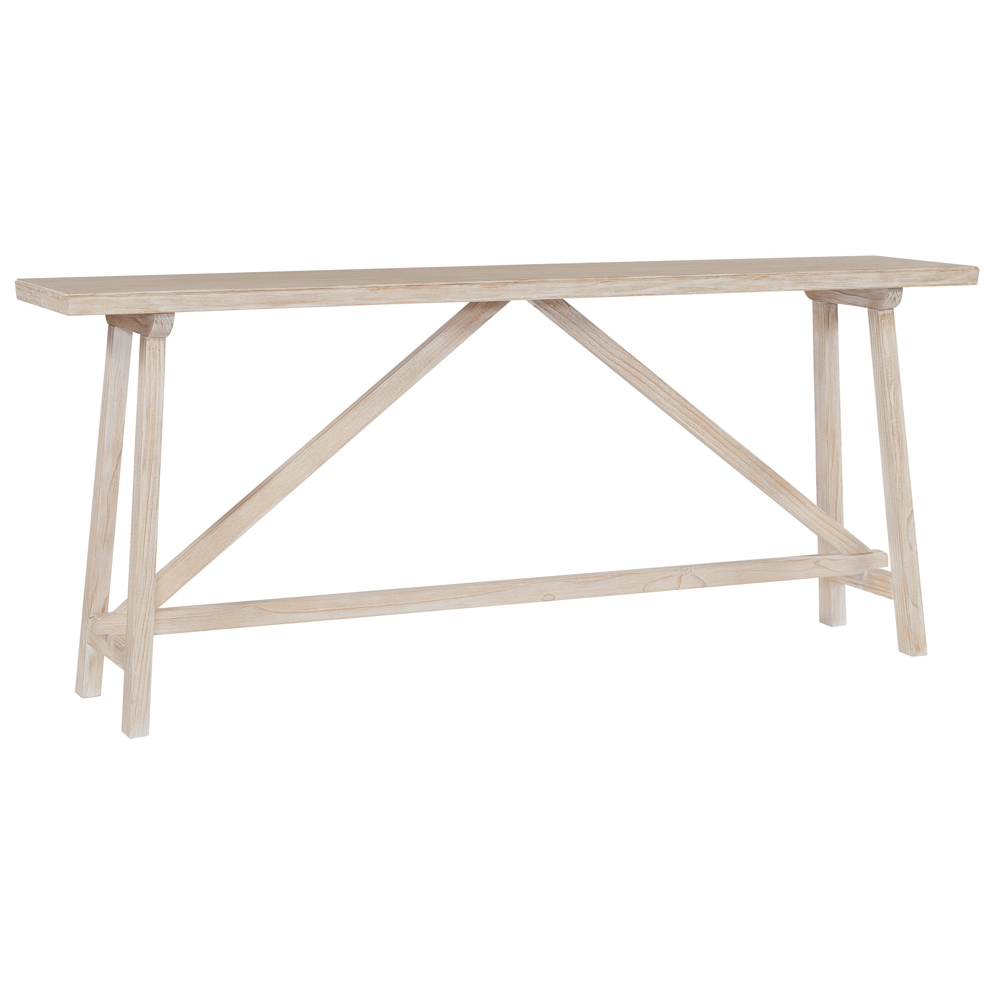 Coastal Living Home - Getaway Console Table by Universal at Baer's Furniture