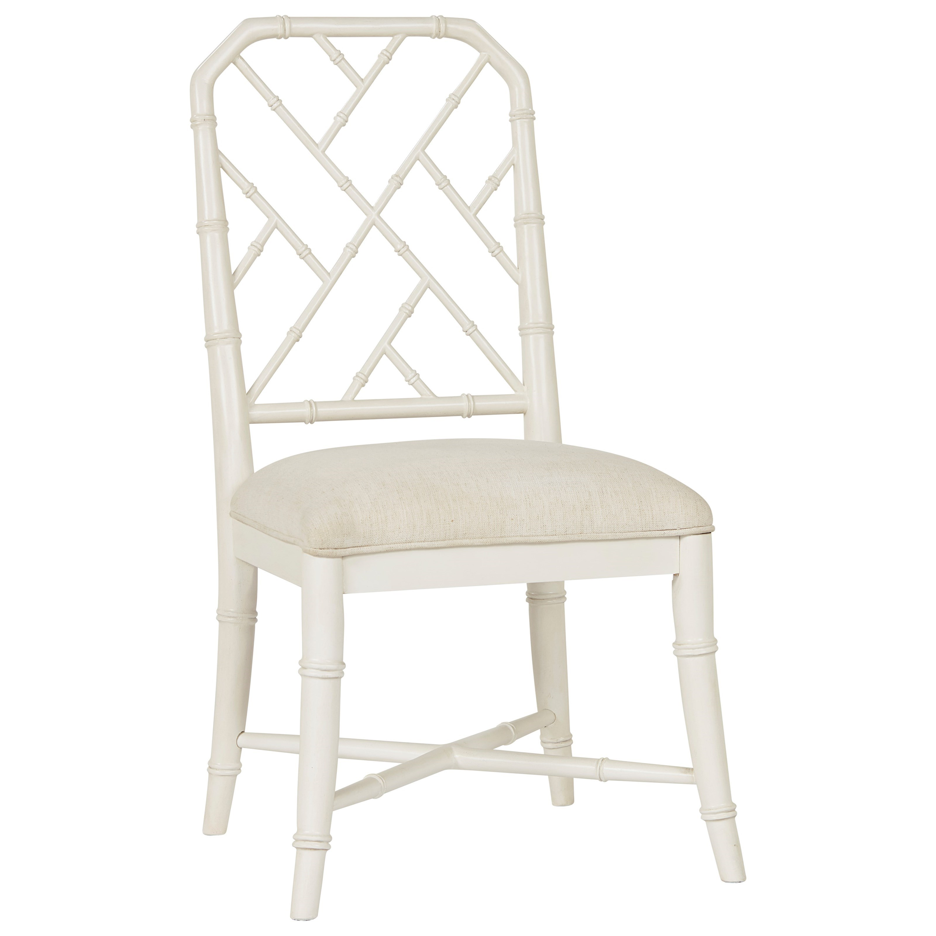 Coastal Living Home - Getaway Side Chair by Universal at Baer's Furniture