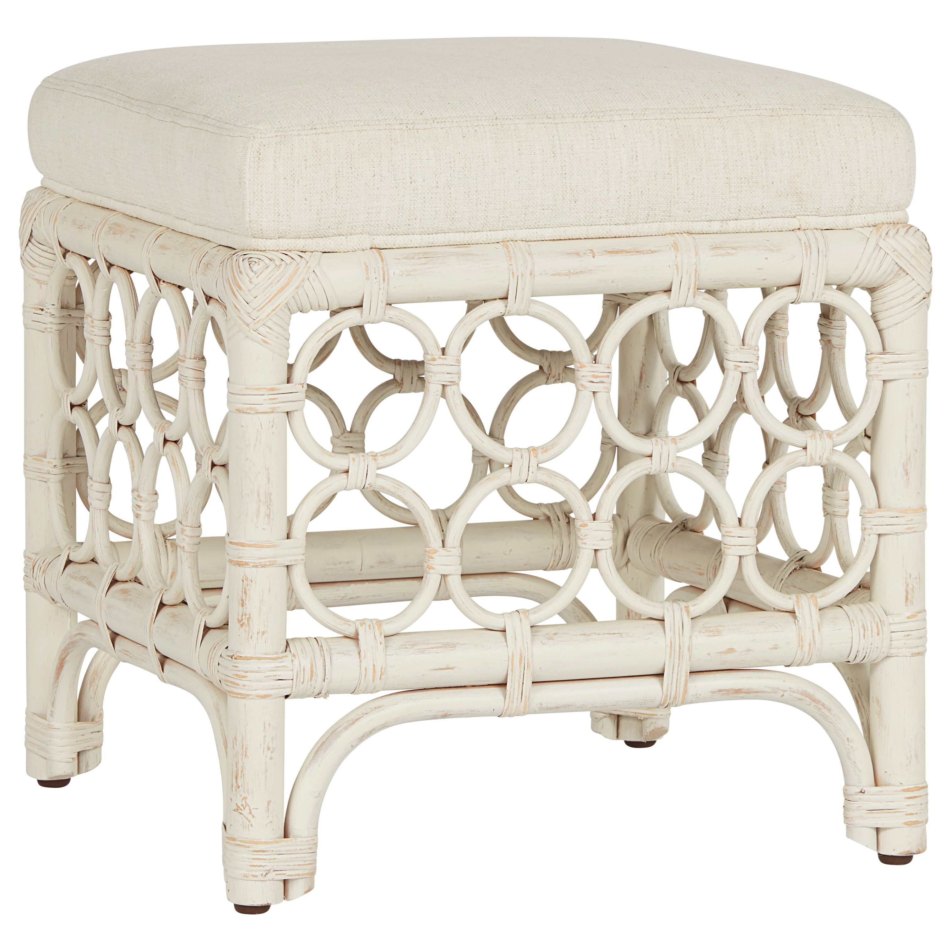 Coastal Living Home - Getaway Accent Bench by Universal at Baer's Furniture