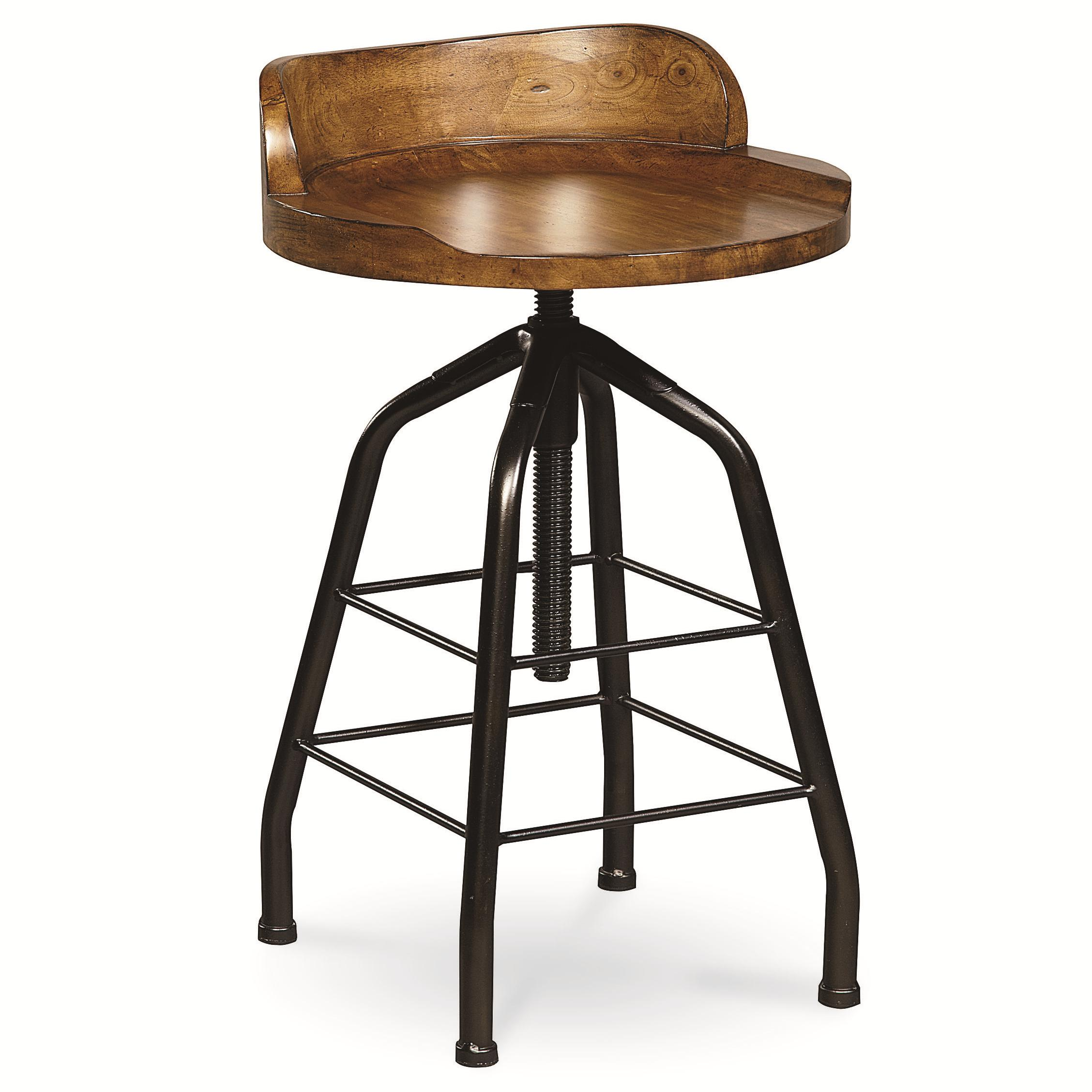 Universal Great Rooms Potter's Stool - Item Number: 125702
