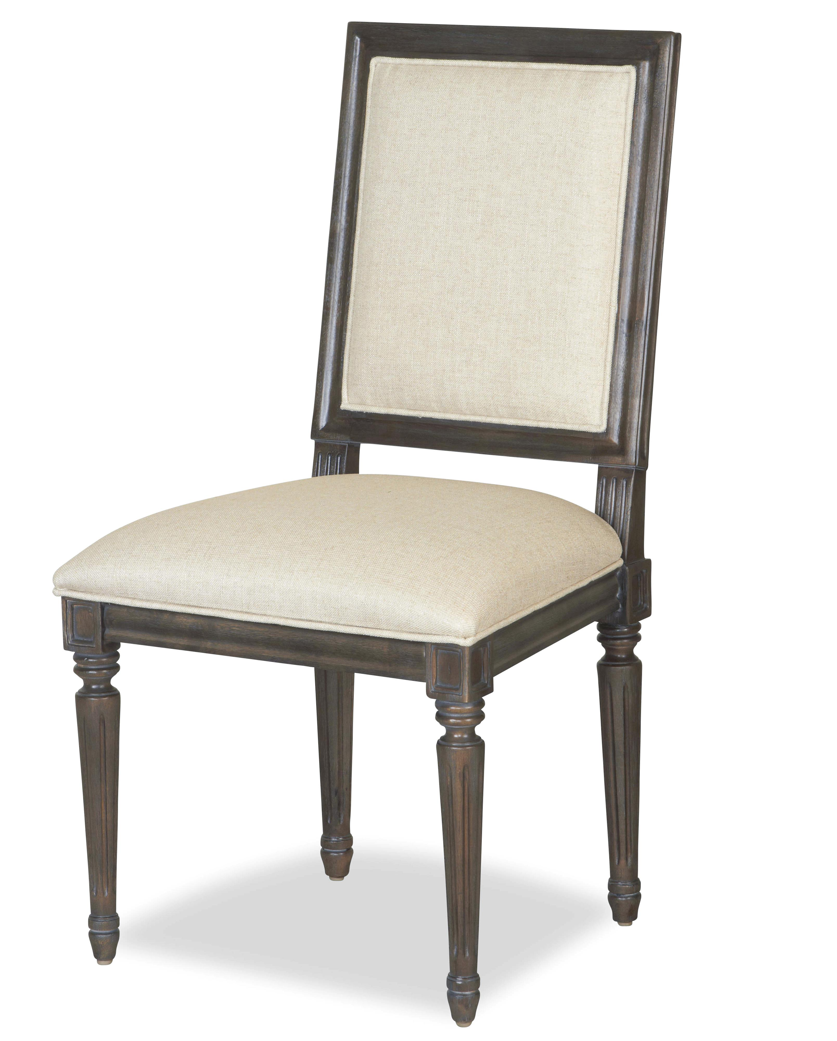 Universal Great Rooms - Berkeley 3 Bergere Side Chair  - Item Number: 311734-RTA