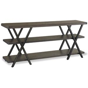 Morris Home Furnishings Curated Entertainment Console