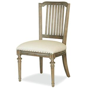 Morris Home Furnishings Curated Cafe Chair