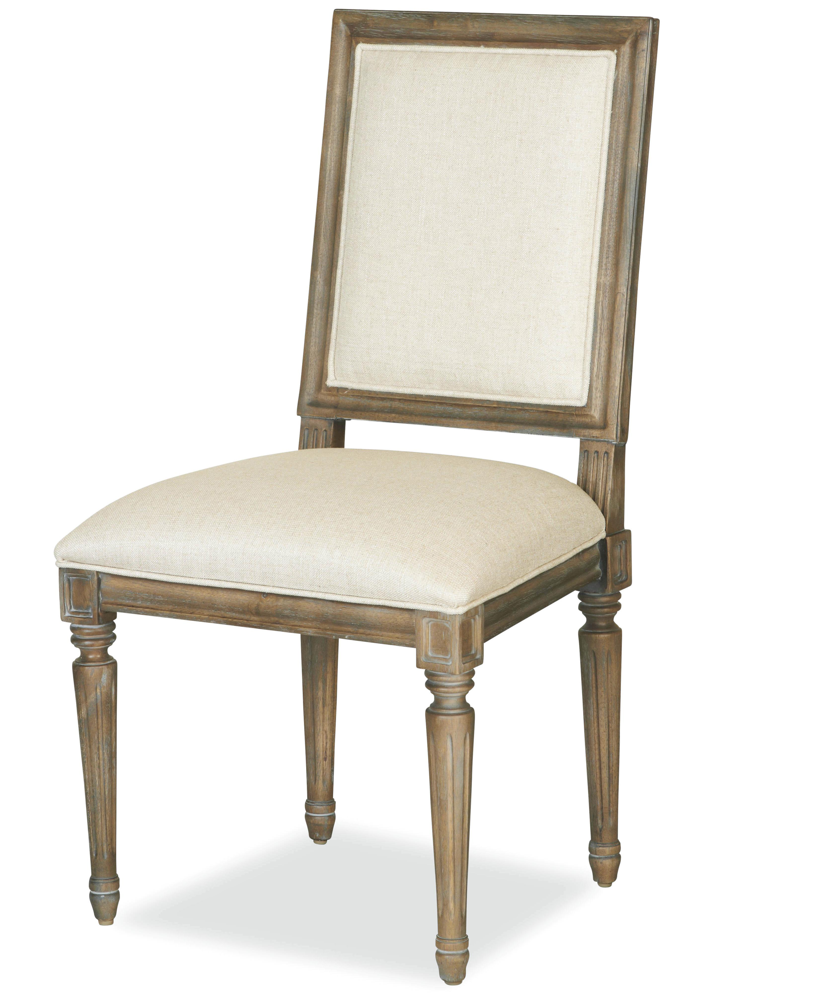 Universal Great Rooms - Berkeley 3 Bergere Side Chair  - Item Number: 316734-RTA
