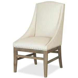 Morris Home Furnishings Great Rooms - Berkeley 3 Urban Arm Chair