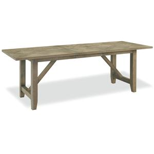 Morris Home Furnishings Curated Chelsea Kitchen Table