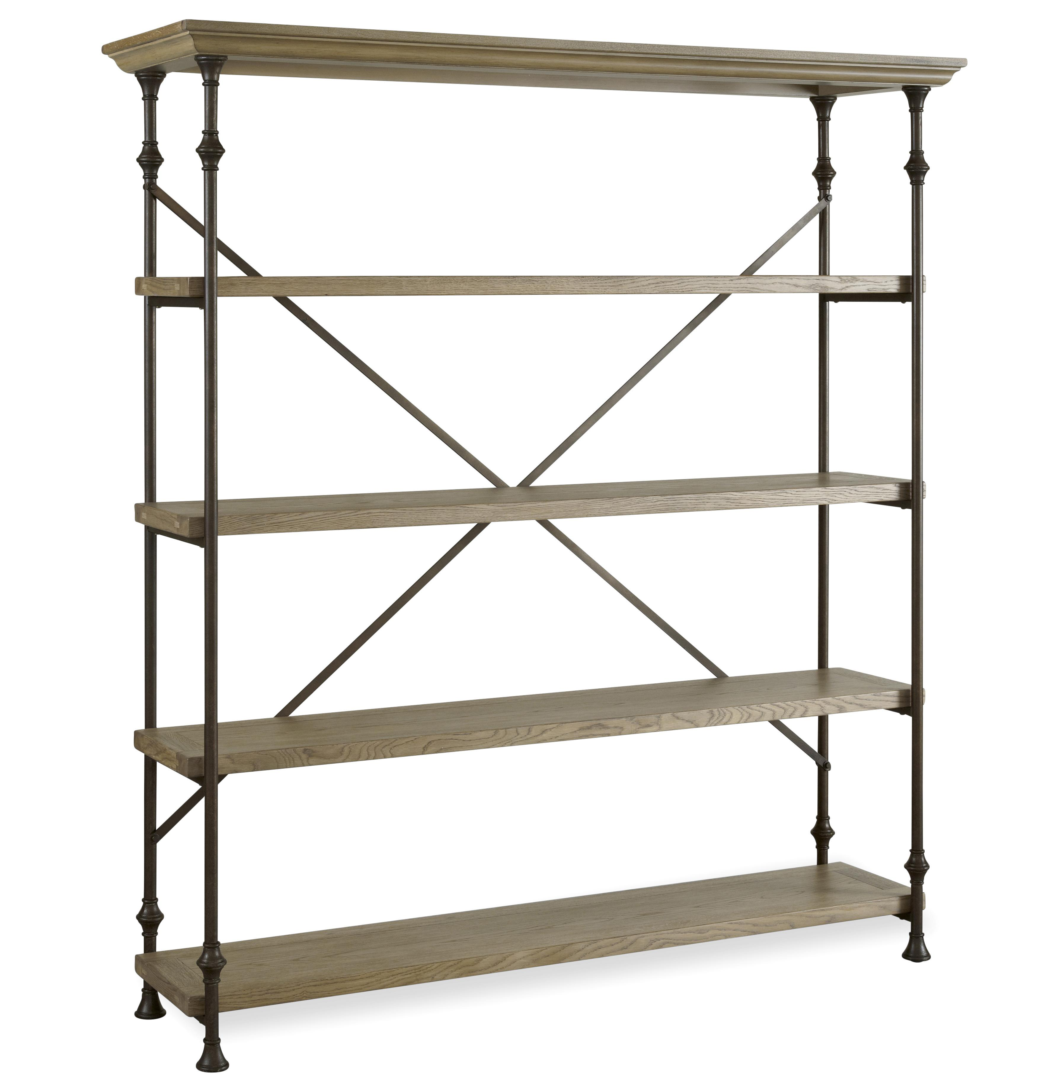 Universal Curated Great Rooms Rack - Item Number: 316775