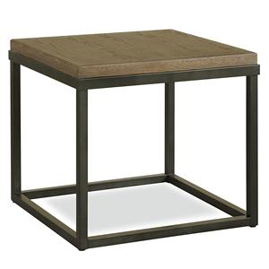 Morris Home Curated Lamp Table