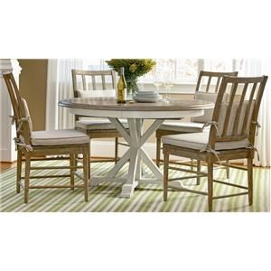 Wittman & Co. Jaycee Jaycee 5-Piece Dining Set