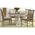 Wittman & Co. Jaycee Jaycee 5-Piece Dining Set - Item Number: 676344699