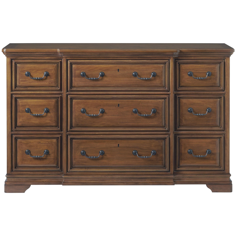 Traditions Kingsbury Kingsbury Dresser by Universal at Baer's Furniture