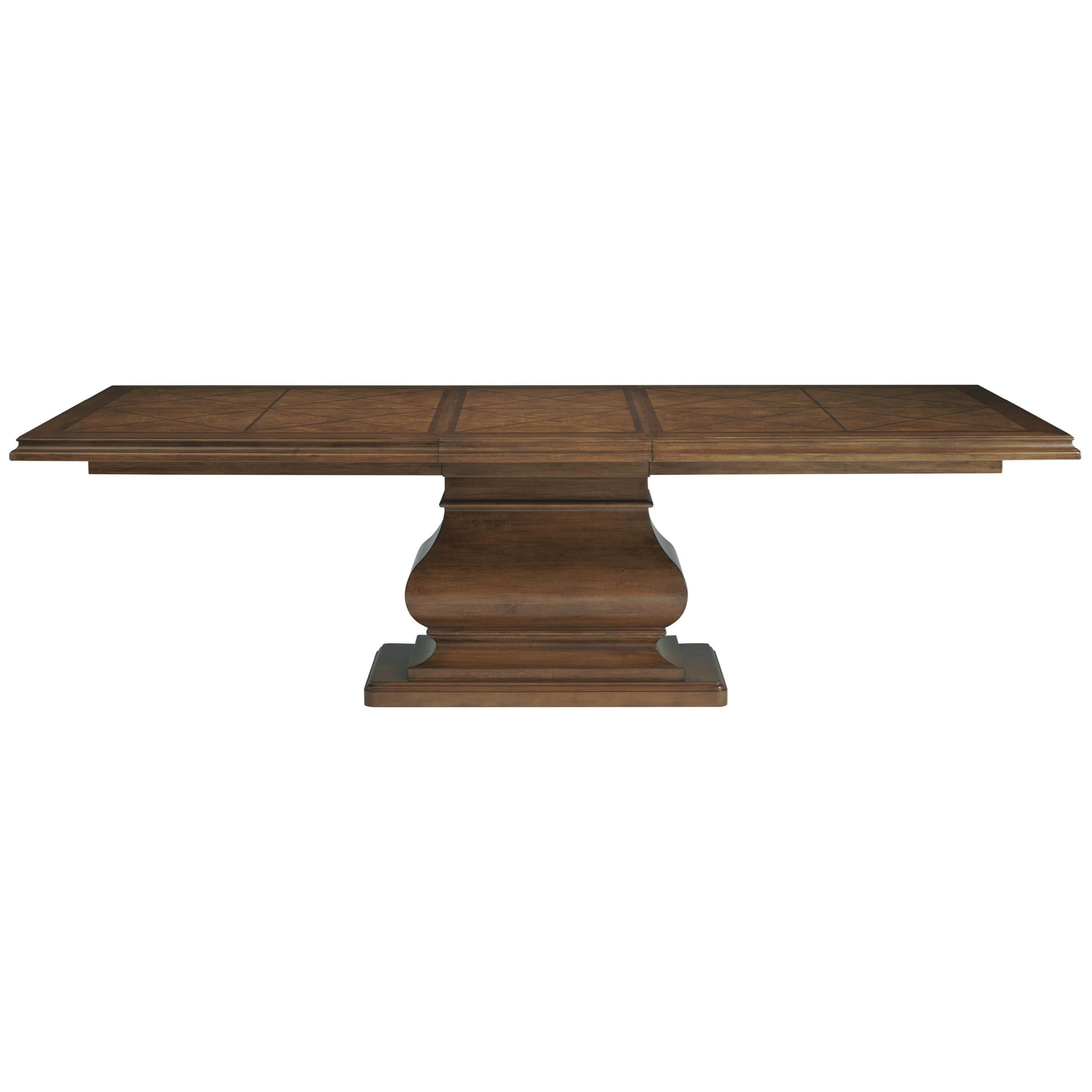Traditions Kingsbury Kingsbury Dining Table  by Universal at Baer's Furniture