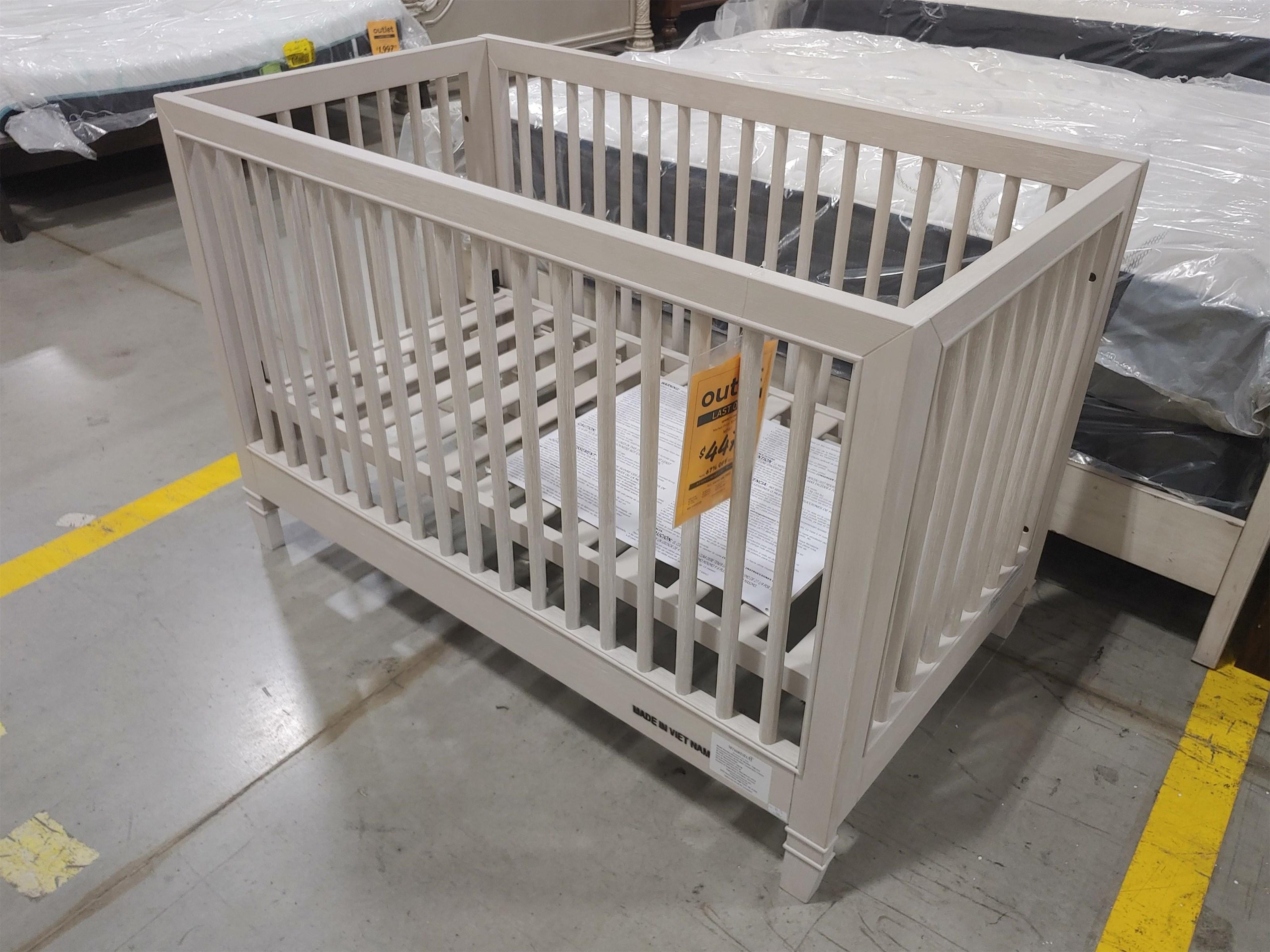 Last One Crib Last One! Crib by Universal at Morris Home