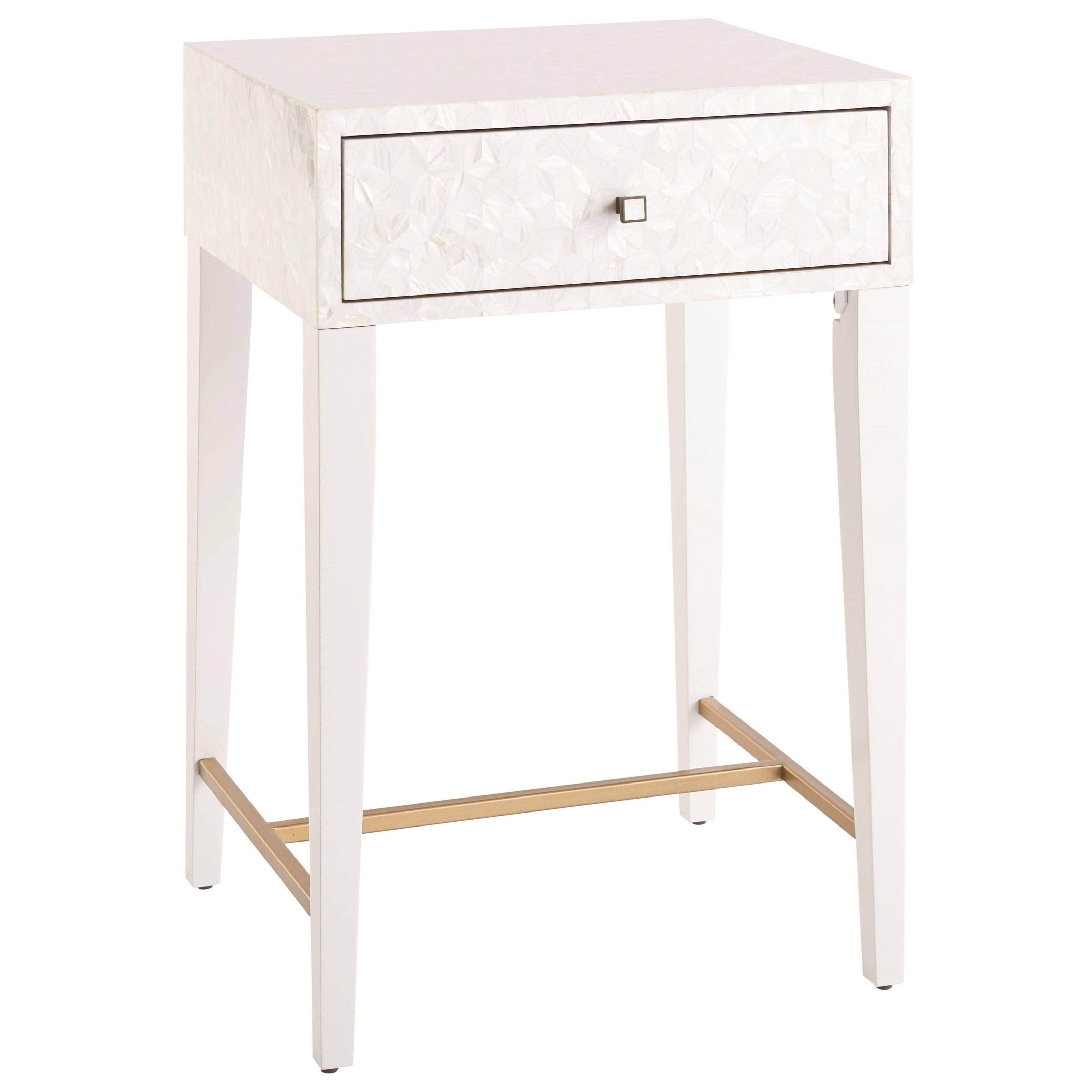 Love. Joy. Bliss.-Miranda Kerr Home Bedside Table by Universal at Baer's Furniture