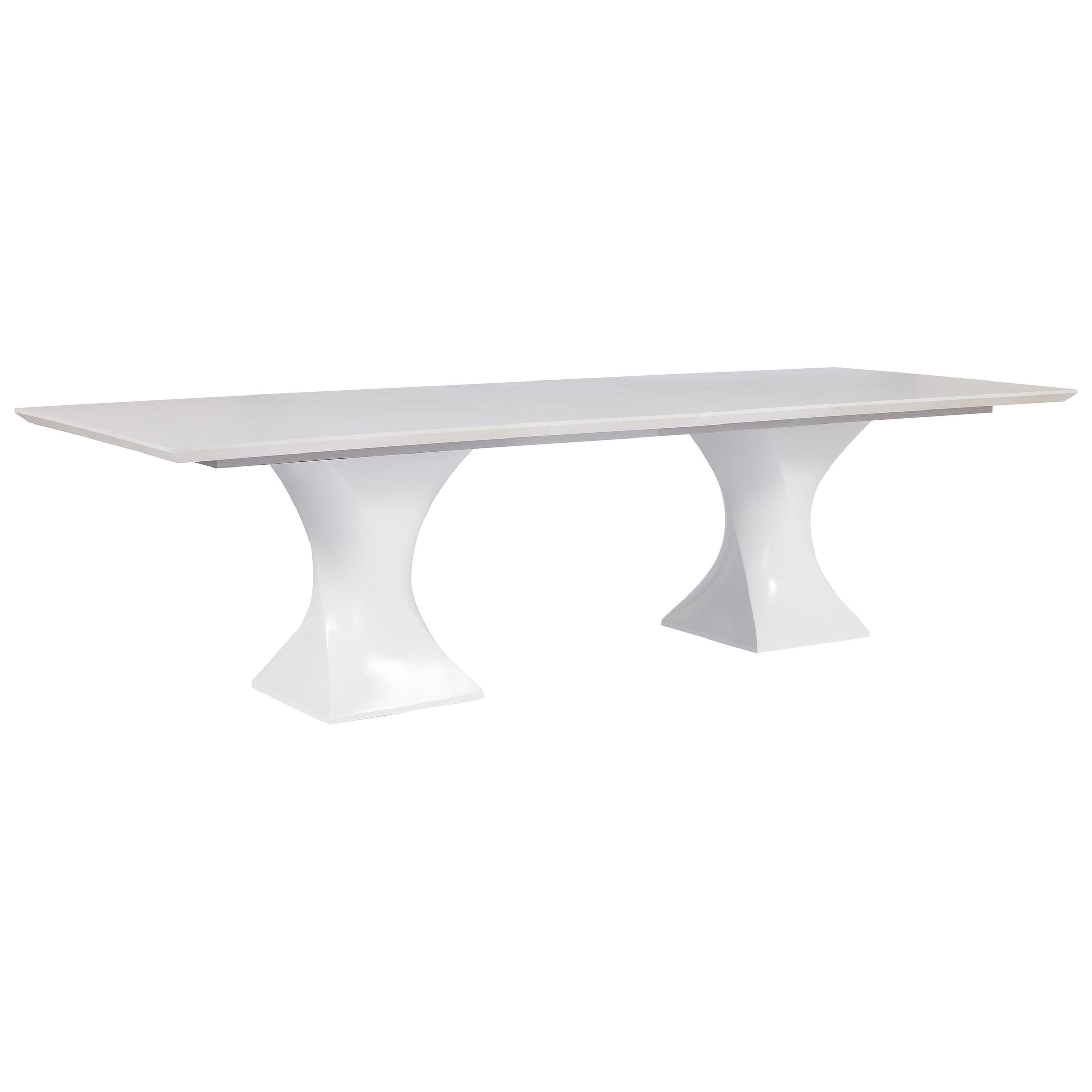 Love. Joy. Bliss.-Miranda Kerr Home Brisbane Pedestal Table by Universal at Baer's Furniture