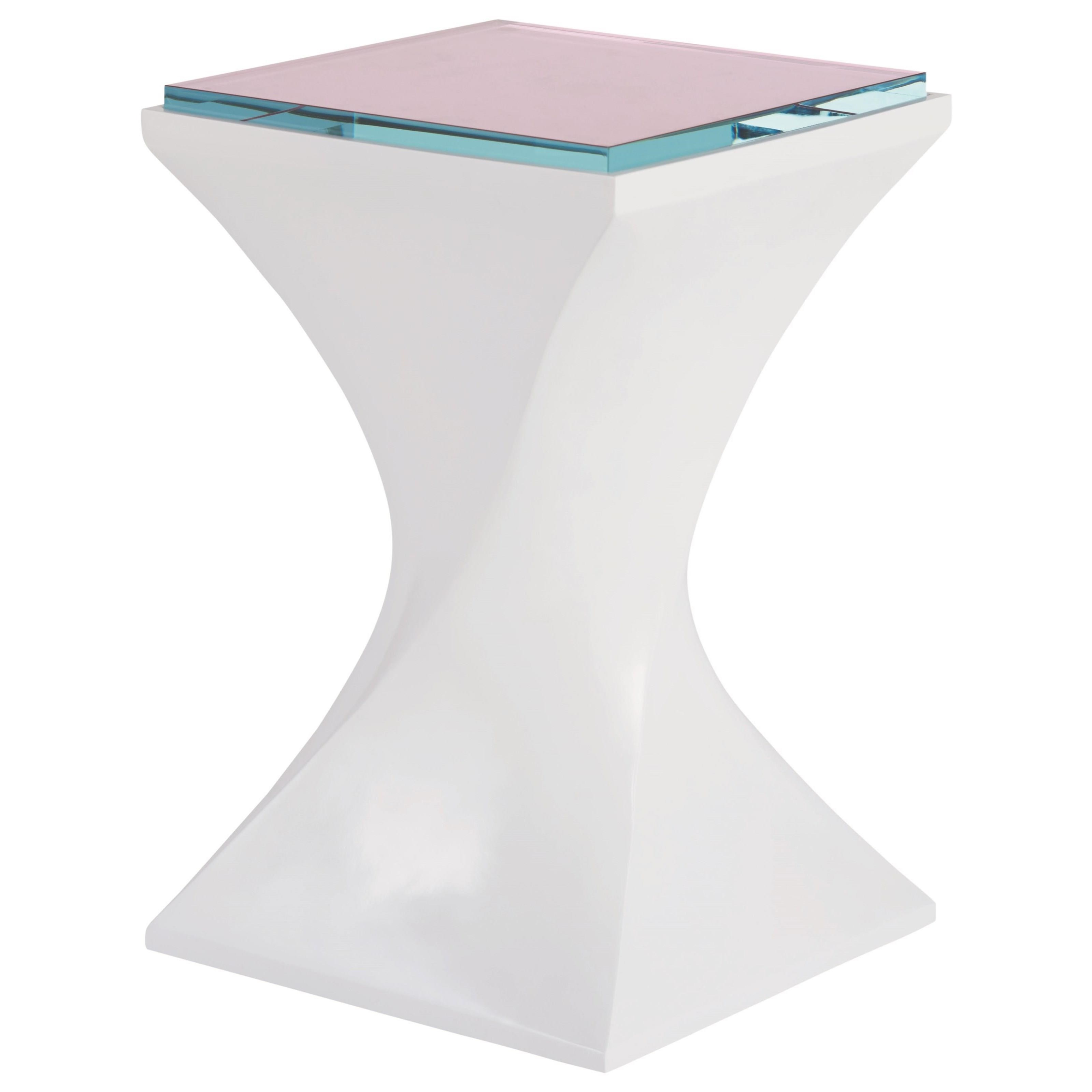 Love. Joy. Bliss.-Miranda Kerr Home Silhouette End Table by Universal at Baer's Furniture