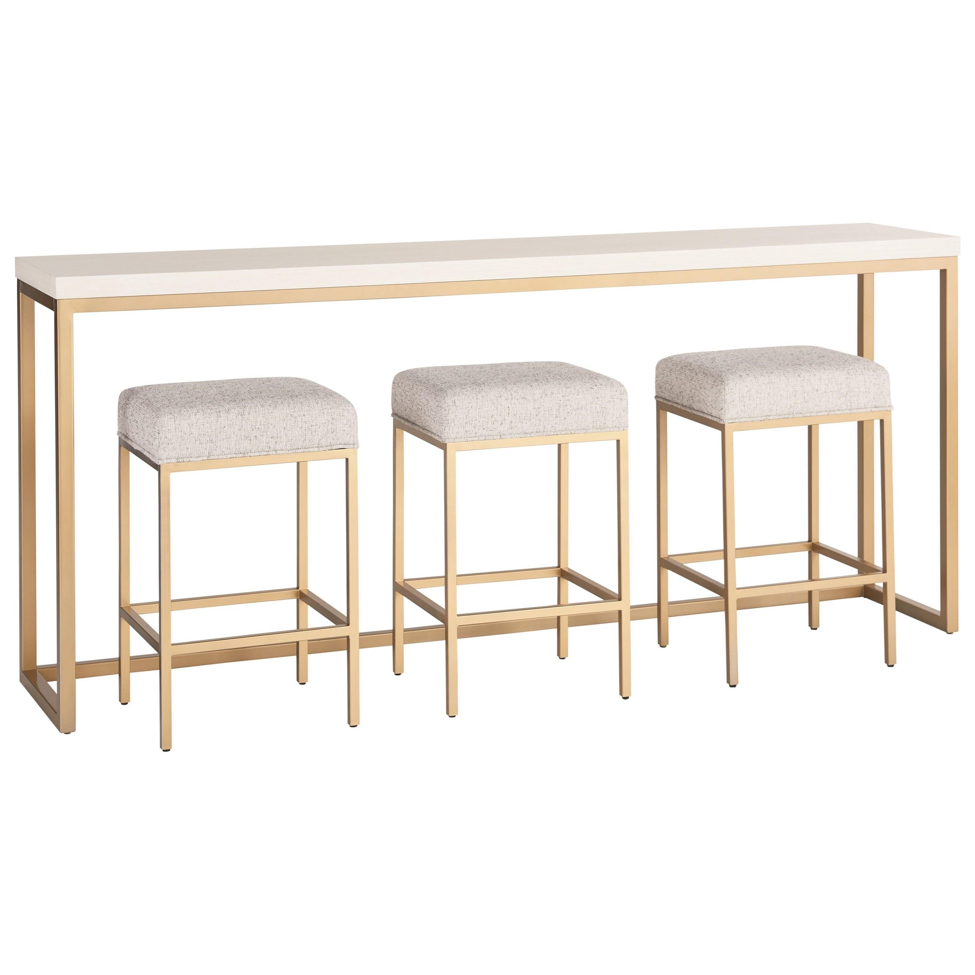 Love. Joy. Bliss.-Miranda Kerr Home Console Table by Universal at Stoney Creek Furniture