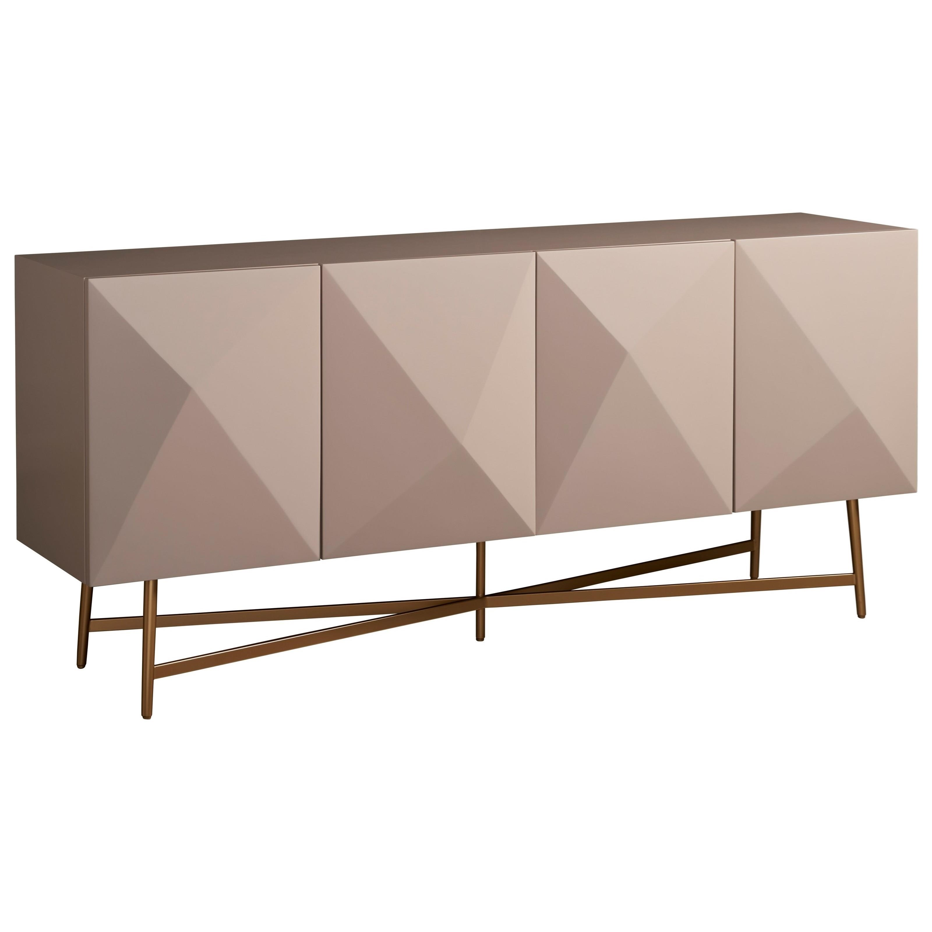 Love. Joy. Bliss.-Miranda Kerr Home Runway Console by Universal at Baer's Furniture